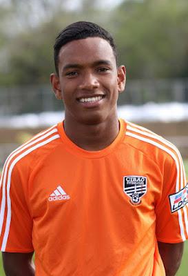 Alexánder Vidal seleccionado para MLS Caribbean Combine