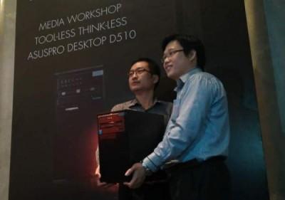 ASUSPRO PC Desktop D510MT, Manjakan UKM dalam Kelola Bisnis