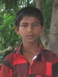 Sandesh - India, Age 9