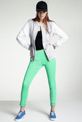 Primark primavera 2013 mujer pantalones de colores