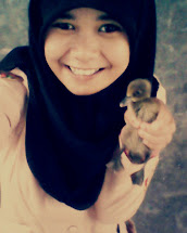 Me and baby duck