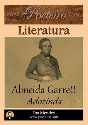Adozinda, de Almeida Garrett gratis em pdf
