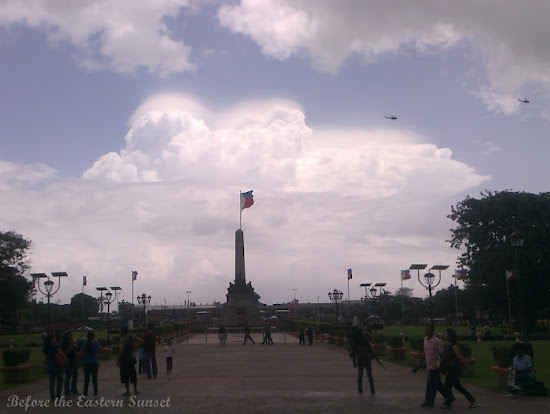 Rizal Monument at Luneta Park