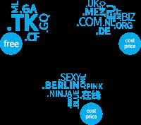 Cara Mudah Mengganti Domain Blogspot Ke Domain TLD Freenom