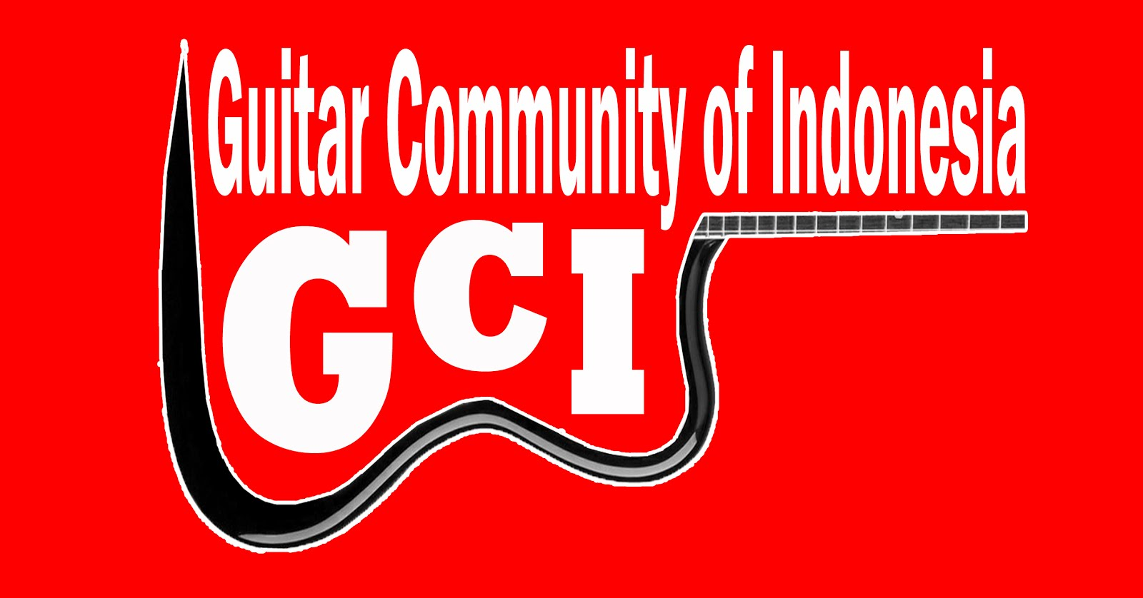 GUITAR COMMUNITY OF INDONESIA | GUITARGCI | GCI