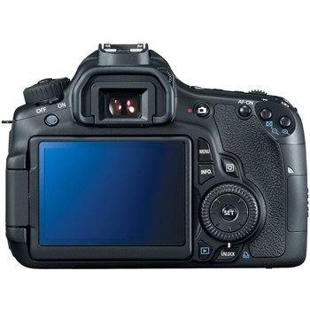 Canon EOS 60D Display LCD