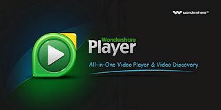 برنامج wondershare player 2014 لتشغيل ملفات الصوت والفيديو