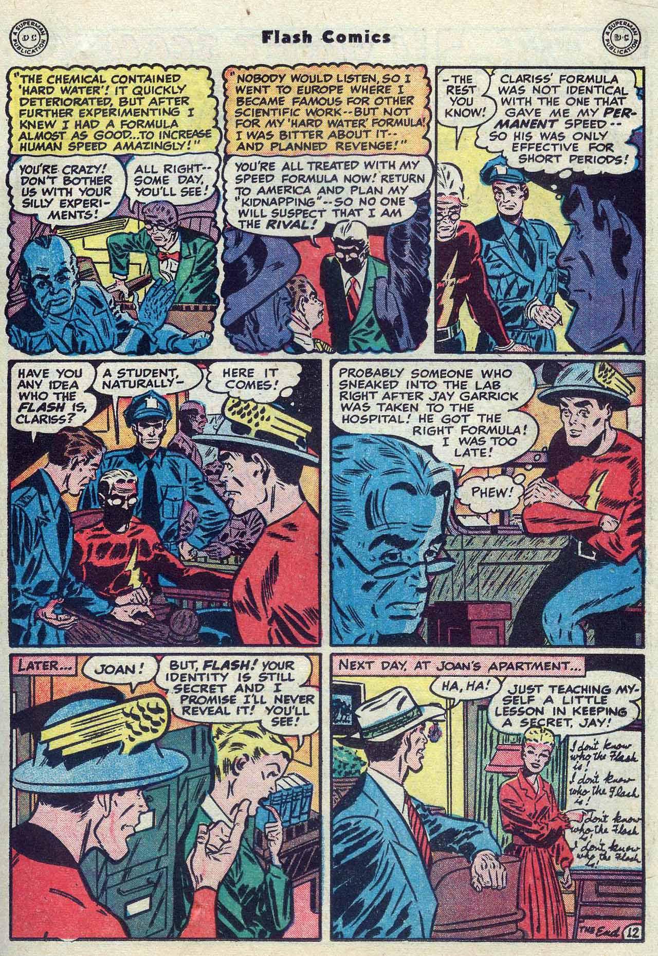 Flash Comics Issue #104 #104 - English 23