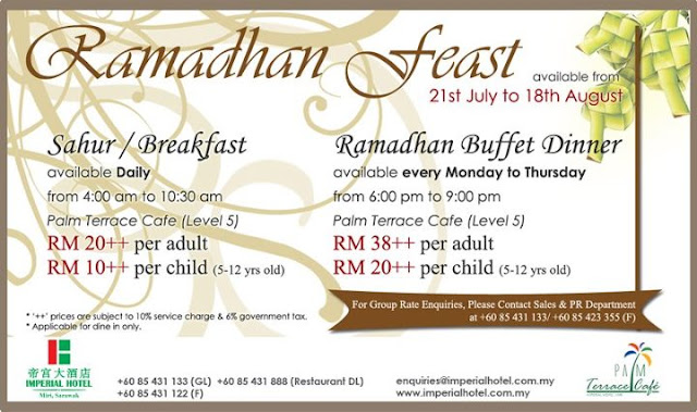 532200 10151009506649028 1588175236 n RAMADHAN FEAST AT IMPERIAL HOTEL MIRI
