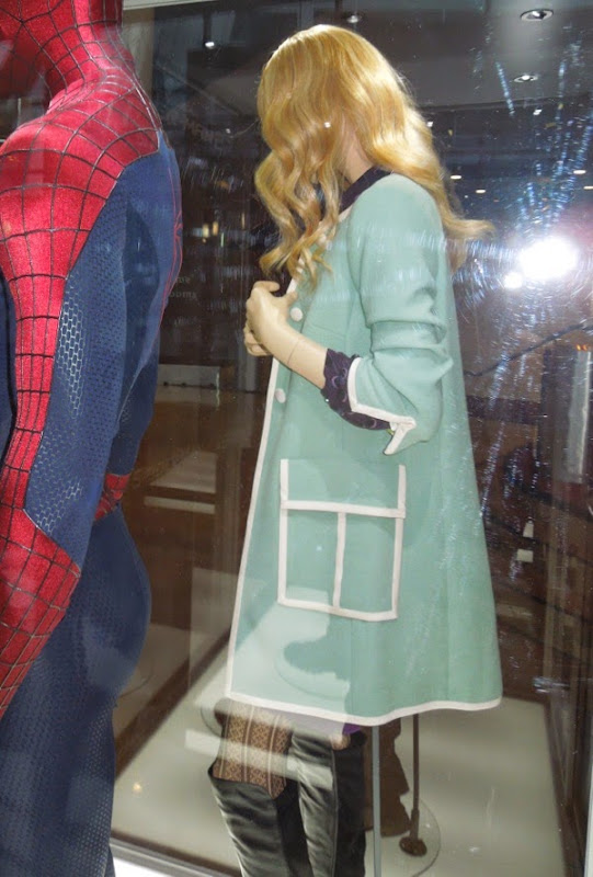 Green Gwen Stacy jacket Amazing Spider-man 2