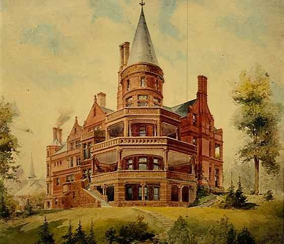 1889 Victorian House Restoration Amherst H Wilder Mansion