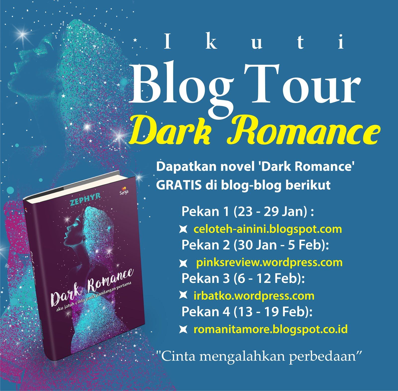 Blogtour & Giveaway #DarkRomance