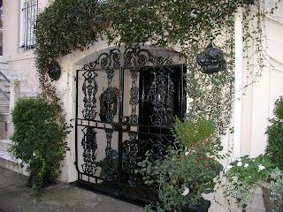 iron gate in Savannah
