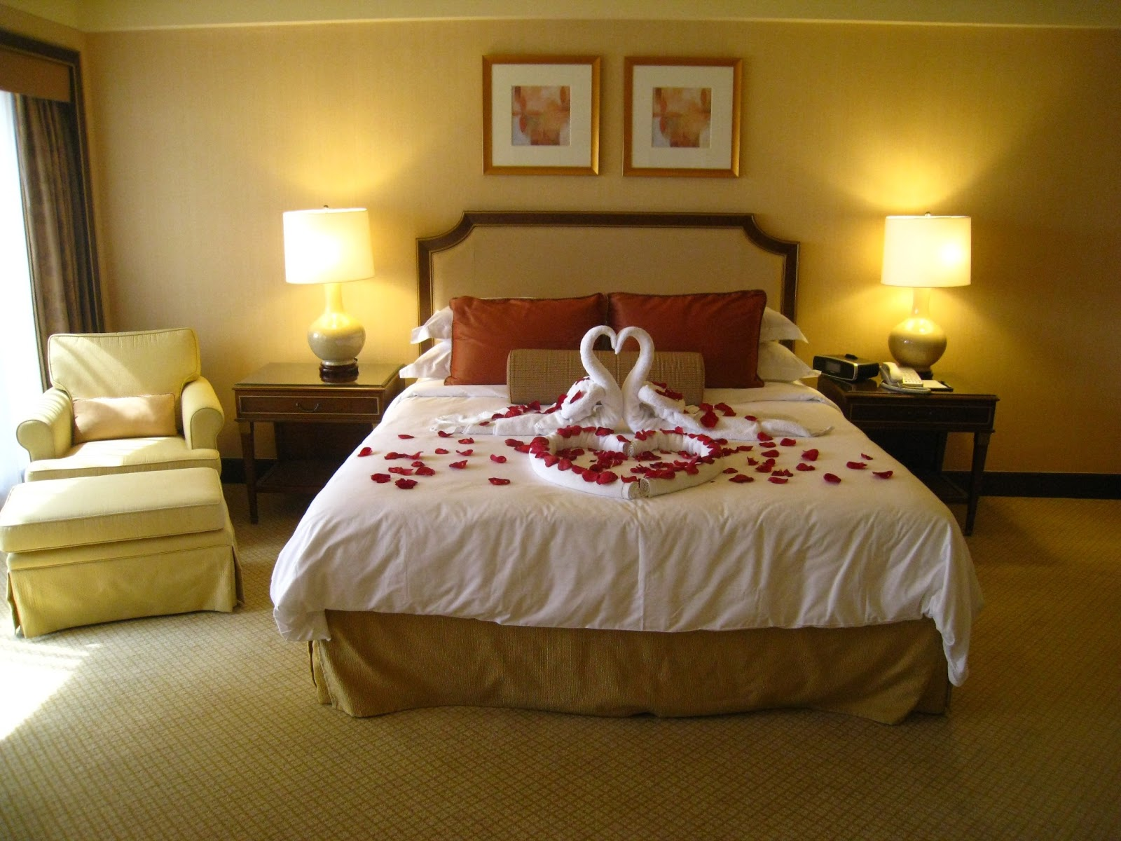 My Solitaire Wedding: Regent Hotel - Tanglin Room