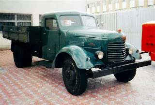 Romanian Cars Roman SR 101 model