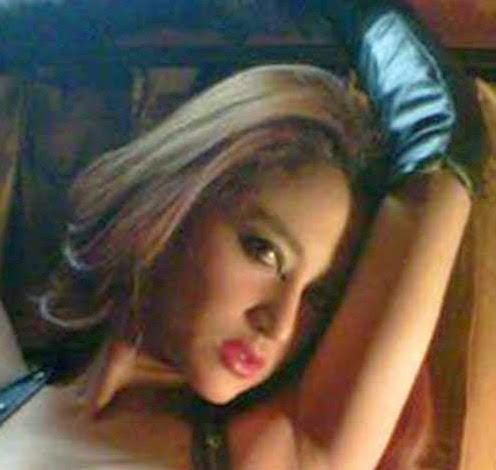 Foto sexy Dewi Persik