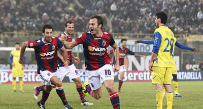 Bologna-Chievo 4-0 highlights