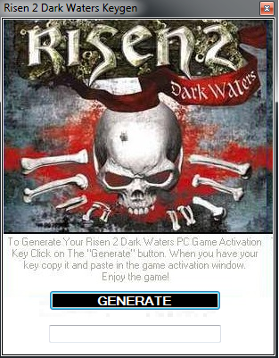 Full Download Risen 2 Dark Waters and  Keygen