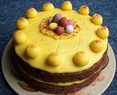 Simnel Cake Decorations