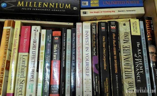 Win-win philosophy in motivational books