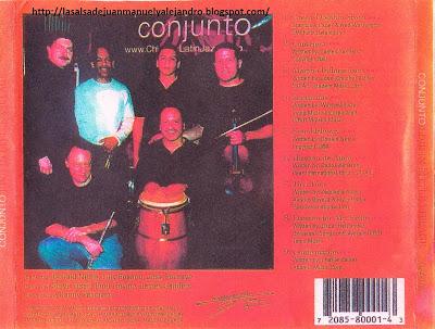 Tino Contreras Y Su Grupo Jazz