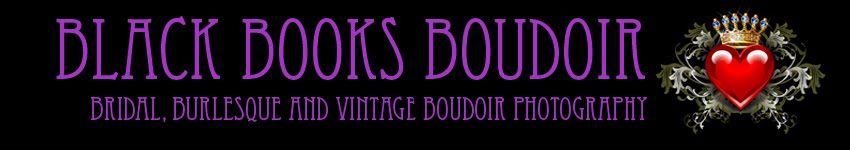 Boudoir Photography - Black Book Sessions