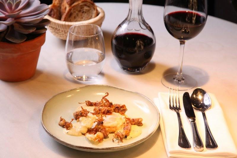 L'Eggs, el nuevo restaurante de Paco Pérez en Barcelona