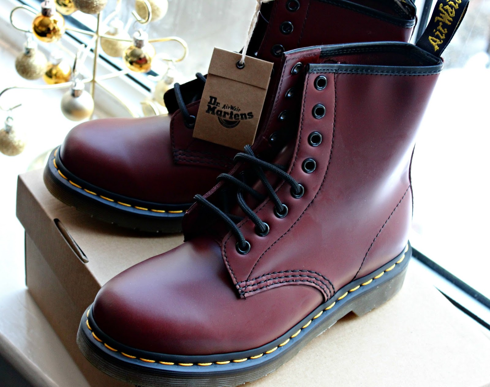 A picture of the Dr Martens