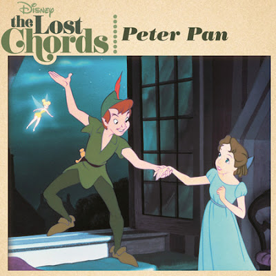 Strange Things Offbeat DIsney tunes songs Peter Pan Laughing