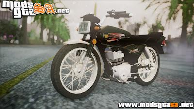 SA - Suzuki AX 100