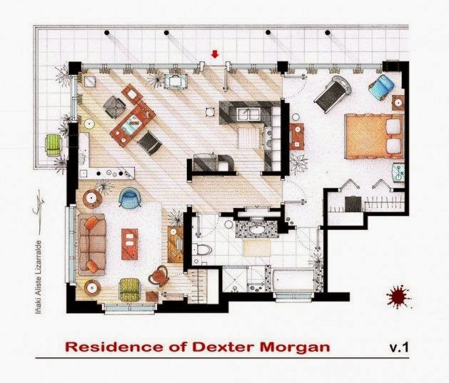 Brigi co de house il set a casa tua for Progetta i piani domestici delle tradizioni
