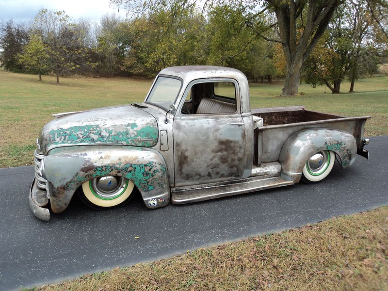 1950 Chevy Truck Rat Rot Designs Cheap Trucks For Sale