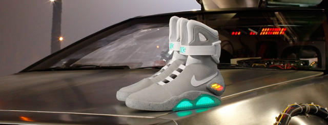 basket nike led