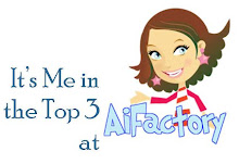Woohoo! - I made Top 3 at AiFactory on 10th March 2011