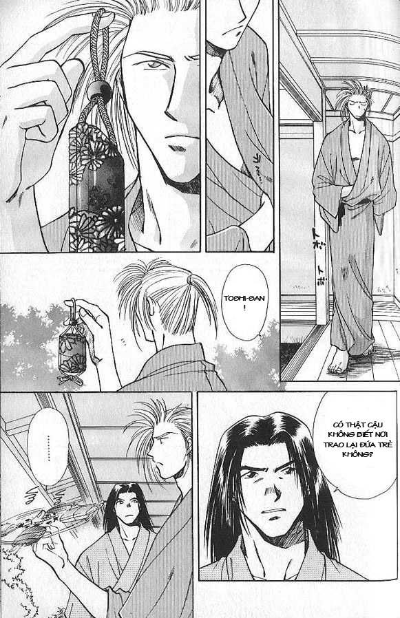 Soshite Haru No Tsuki chap 2 - Trang 18