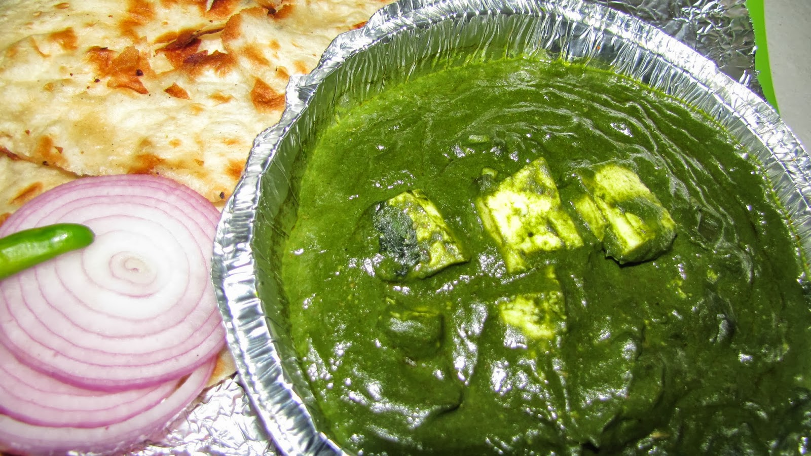 palak is spinach and paneer is indian cheese palak paneer is a very ...