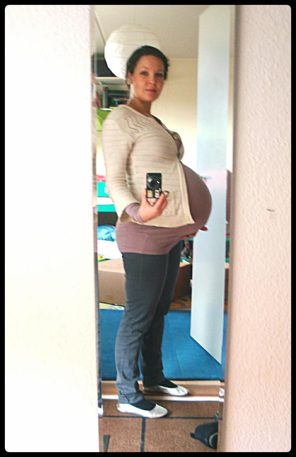 klare mål gravid trods menstruation