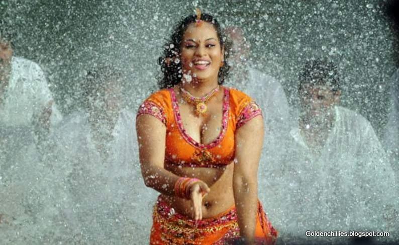 hot rain dance