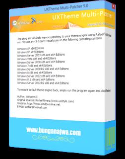 Download UXTheme Multi-Patcher 9.0 Final Version