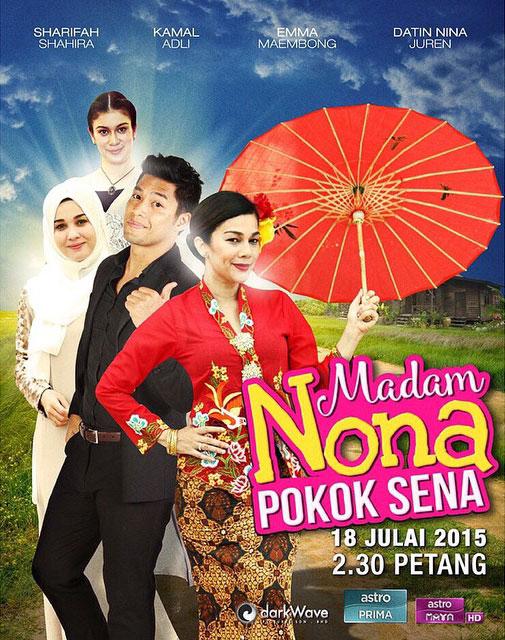 Madam Nona Pokok Sena (2015), Tonton Full Telemovie, Tonton Telemovie Melayu, Tonton Drama Melayu, Tonton Drama Online, Tonton Drama Terbaru, Tonton Telemovie Melayu.