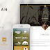 Savannah New Responsive WordPress vCard Portfolio