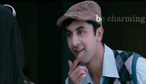 Ranbir Kapoo is charming
