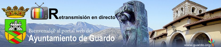 Retransmisión en Directo Ayuntamiento de Guardo