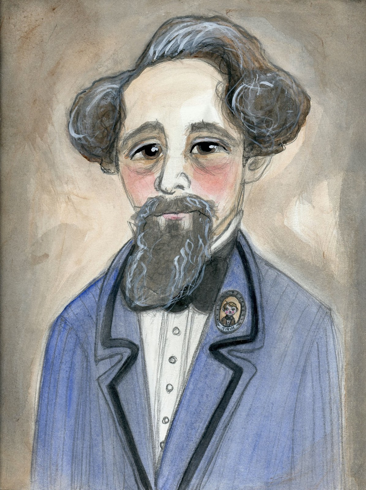 charles dickens 6 essay Exlcusive sample chapter - charles dickens it was at the mitre that the dickens children, charles these were the titles dickens gave the essays when he.
