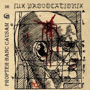 "Iux Provocationix.""Propter Hanc Causam"""