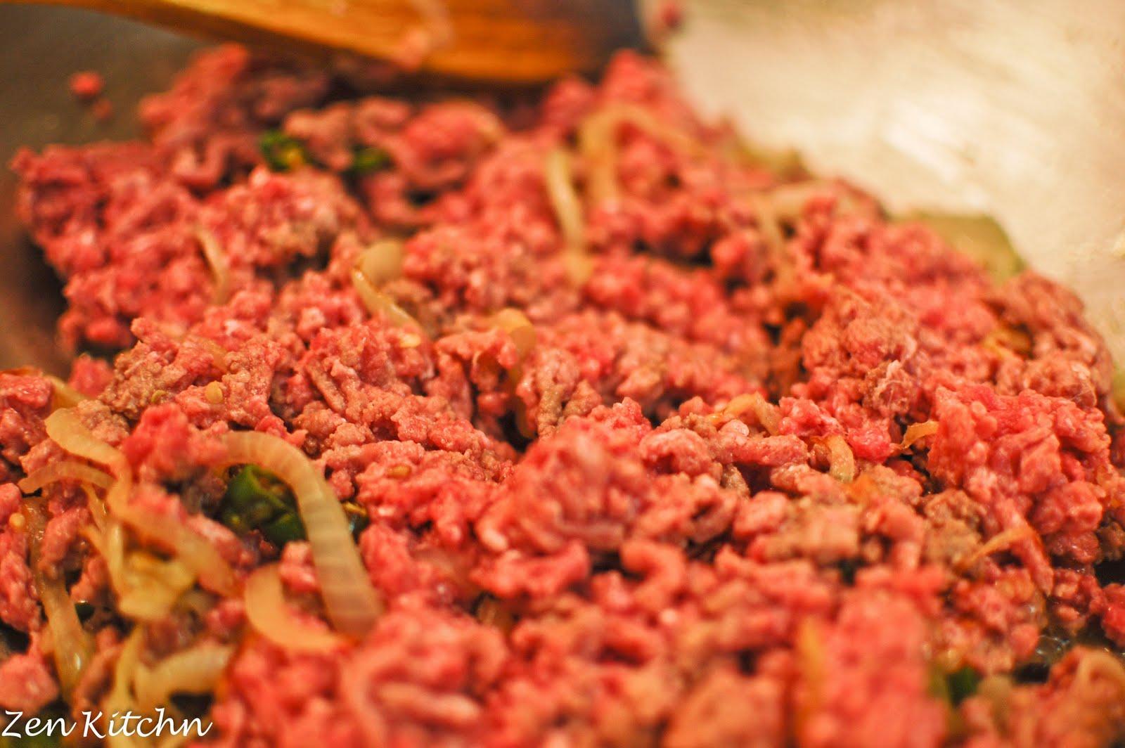 Beef Patties Recipe — Dishmaps