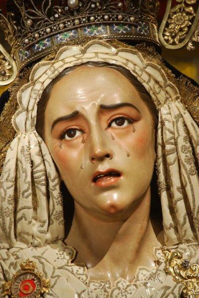 Virgen rubio