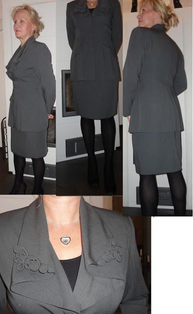 Tähän asuun pukeutuminen on vaivatonta ja nopeaa. Sitä ei ole pakko  asustaa 9d942355d9