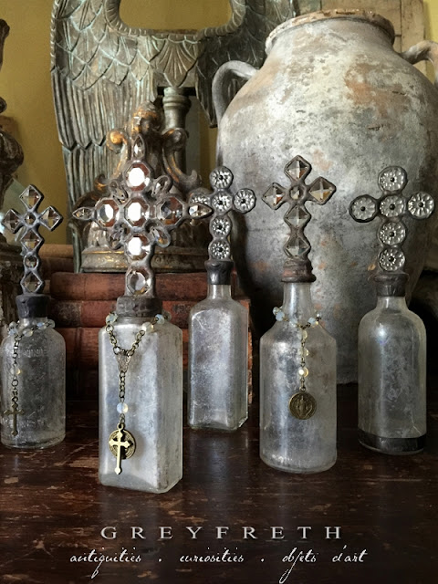 Greyfreth Cross Bottles