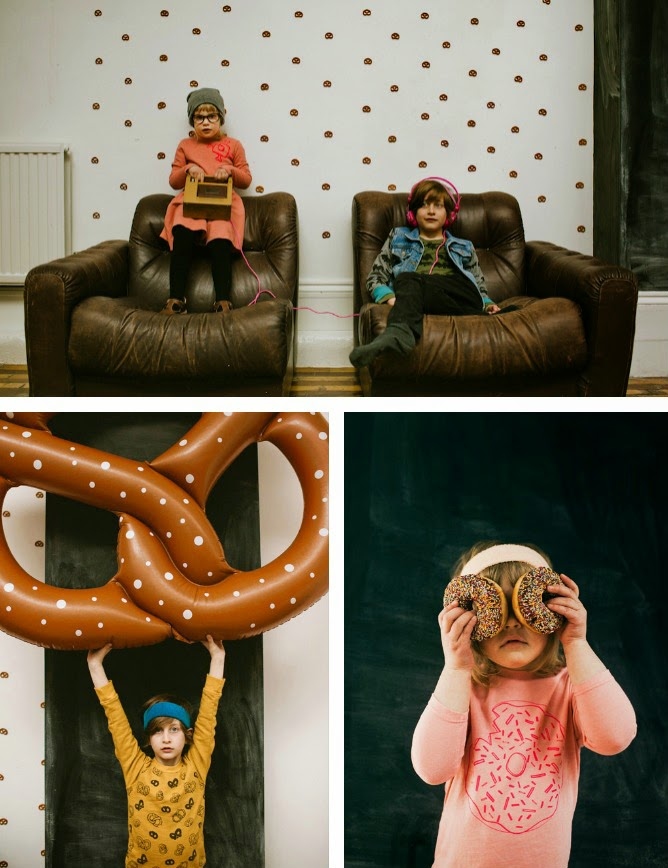 KIRA Kids Autumn-Winter 2014/15 - phototography by Flannery O'Kafka